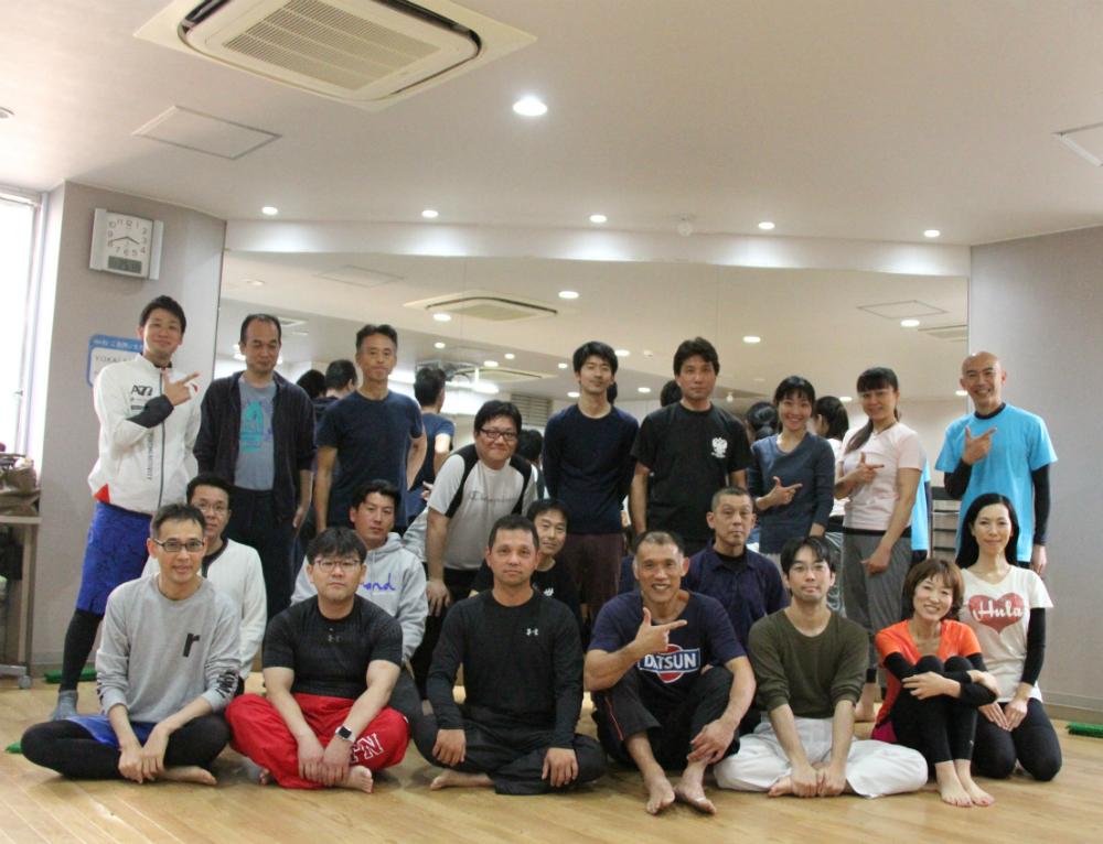 2018年11月25日サムライメソッド やわらぎ福岡セミナー